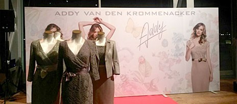 Red Carpet by Addy van den Krommenacker